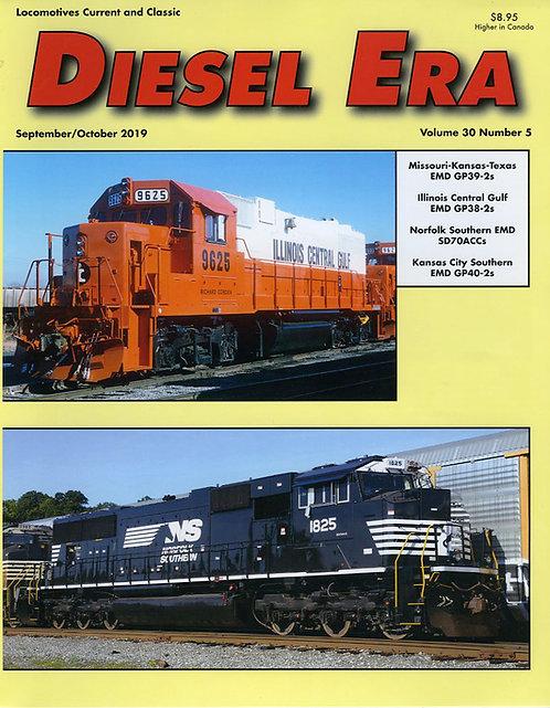 Diesel Era: Volume 30 Number 5