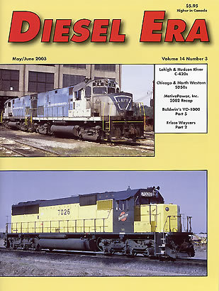 Diesel Era: Volume 14 Number 3