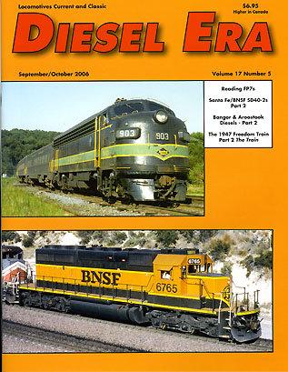 Diesel Era: Volume 17 Number 5