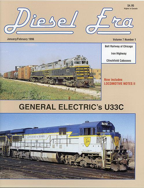 Diesel Era: Volume 7 Number 1