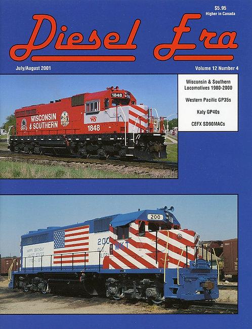 Diesel Era: Volume 12 Number 4