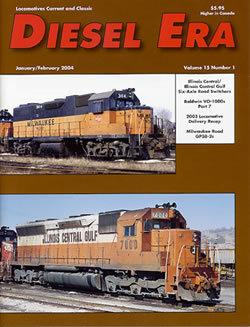 Diesel Era: Volume 15 Number 1
