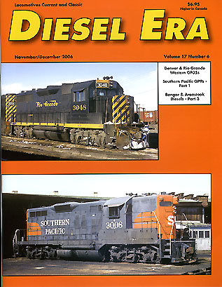 Diesel Era: Volume 17 Number 6
