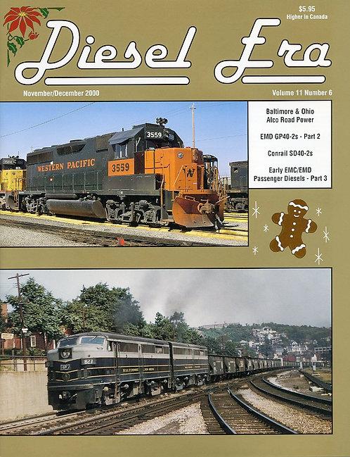Diesel Era: Volume 11 Number 6