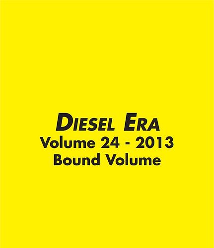 Bound Diesel Era Volume 24