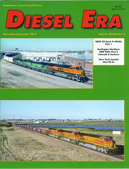 Diesel Era: Volume 30 Number 6