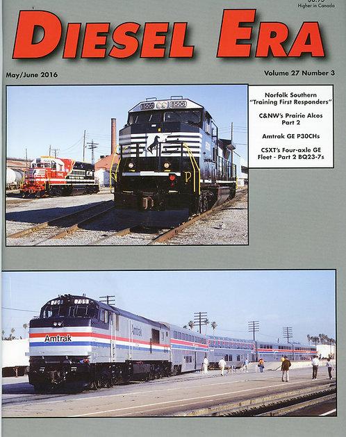 Diesel Era: Volume 27 Number 3