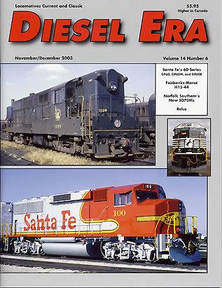 Diesel Era: Volume 14 Number 6