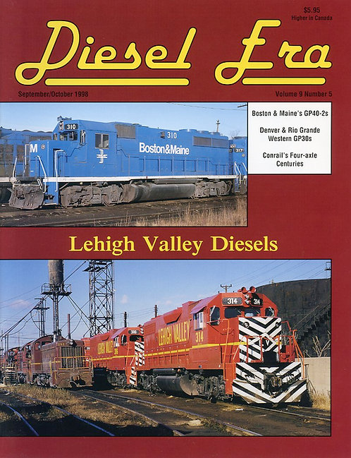 Diesel Era: Volume 9 Number 5