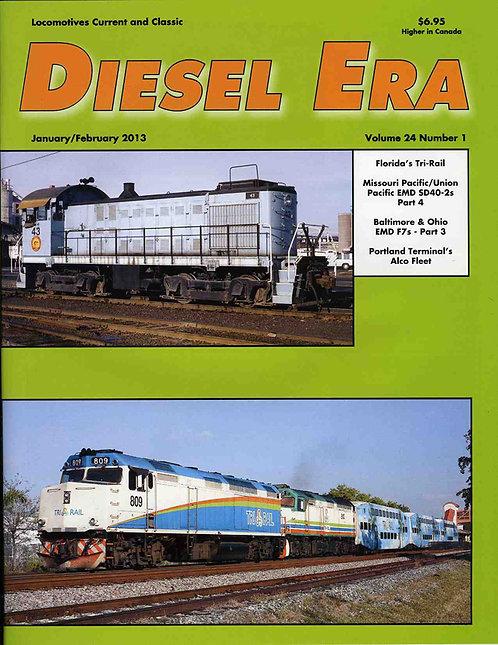 Diesel Era: Volume 24 Number 1