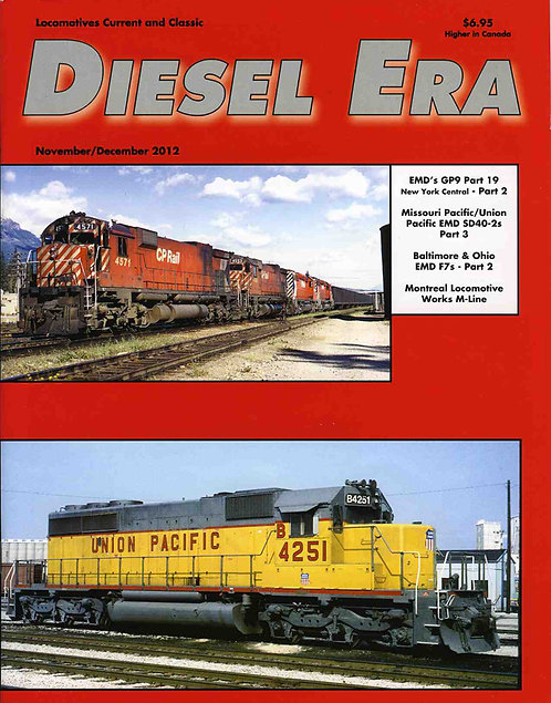 Diesel Era: Volume 23 Number 6
