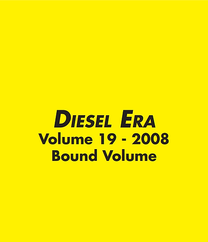 Bound Diesel Era Volume 19