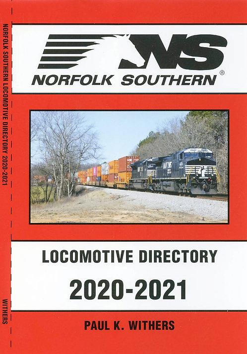 Norfolk Southern 2020-2021 Locomotive Directory