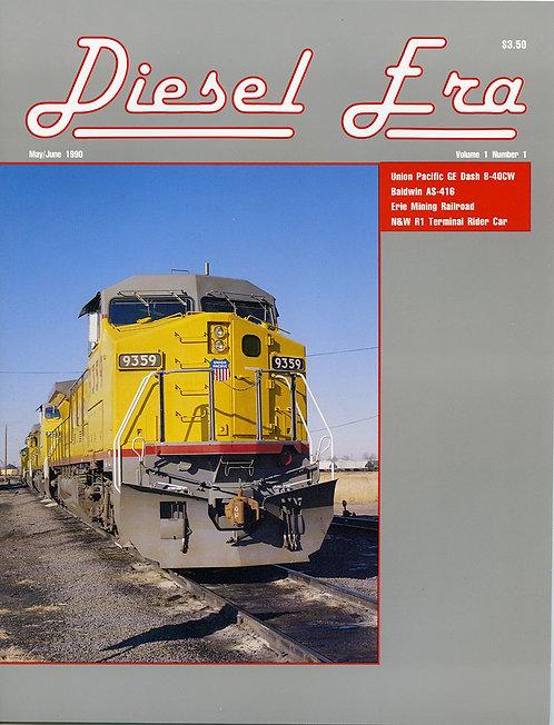 Diesel Era: Volume 1 Number 1
