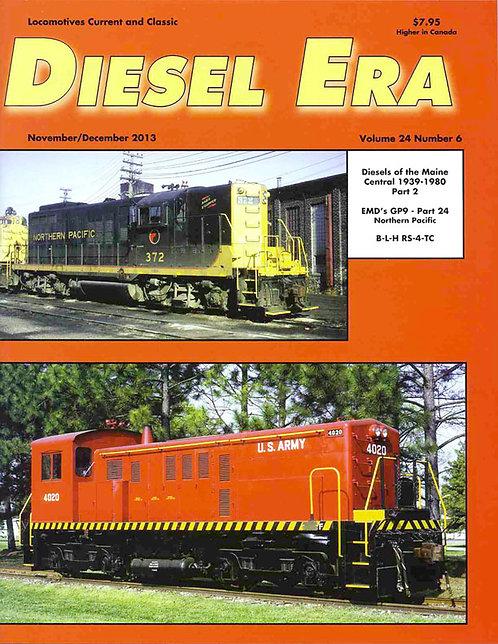 Diesel Era: Volume 24 Number 6