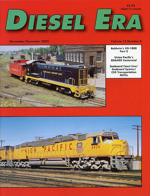 Diesel Era: Volume 13 Number 6