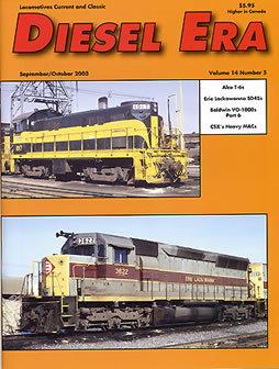 Diesel Era: Volume 14 Number 5