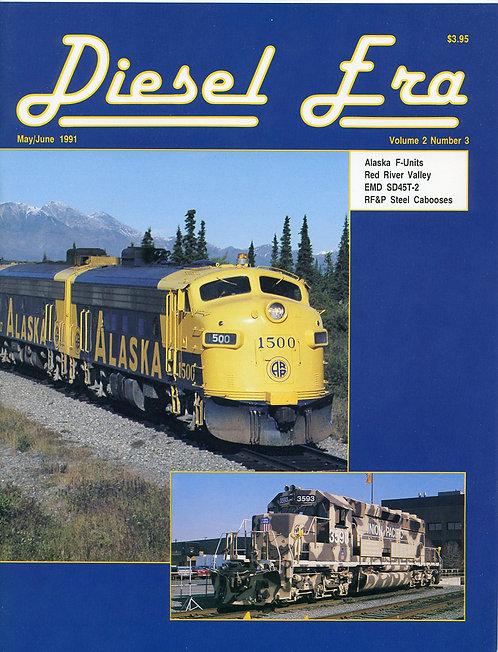 Diesel Era: Volume 2 Number 3