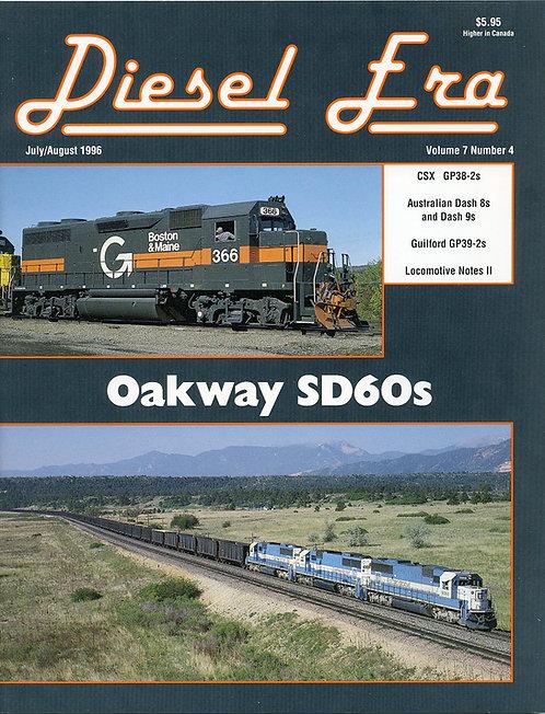 Diesel Era: Volume 7 Number 4