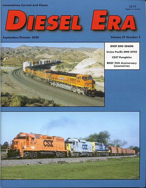 Diesel Era: Volume 31 Number 5