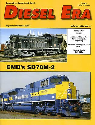 Diesel Era: Volume 16 Number 5