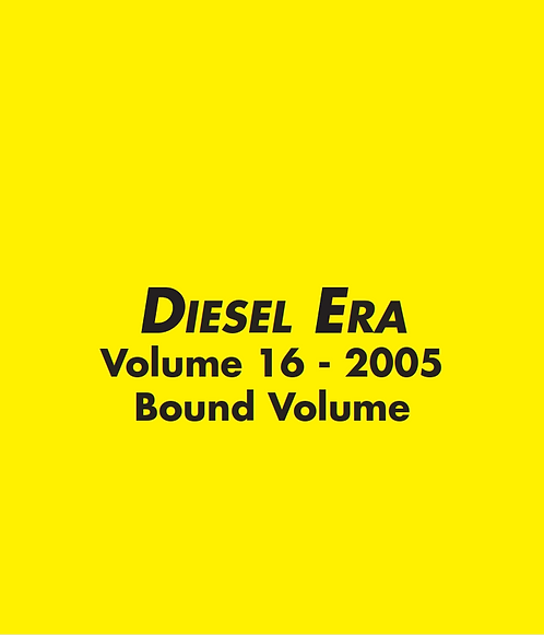Bound Diesel Era Volume 16