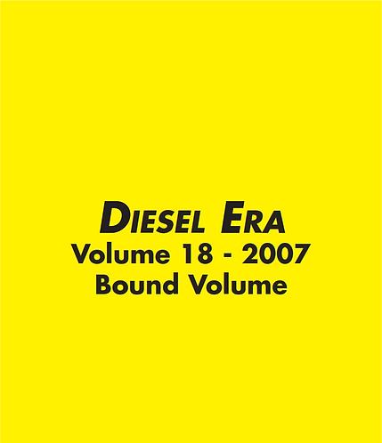 Bound Diesel Era Volume 18