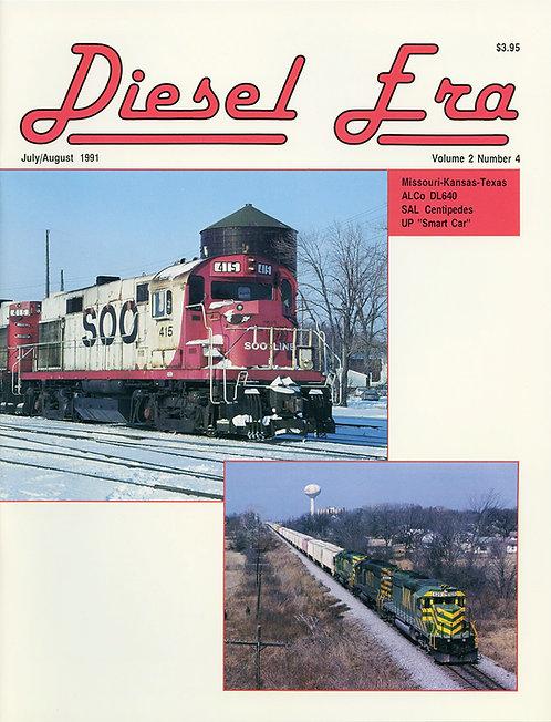 Diesel Era: Volume 2 Number 4