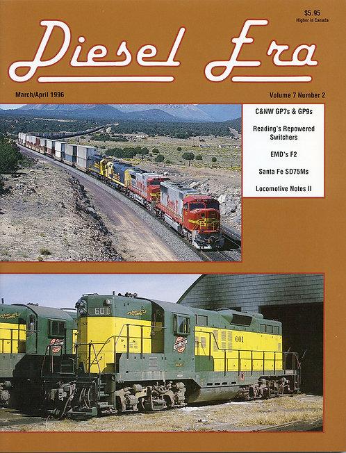 Diesel Era: Volume 7 Number 2