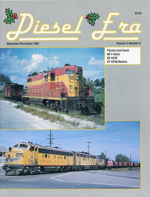 Diesel Era: Volume 2 Number 6