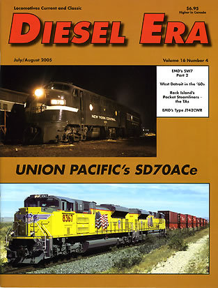 Diesel Era: Volume 16 Number 4