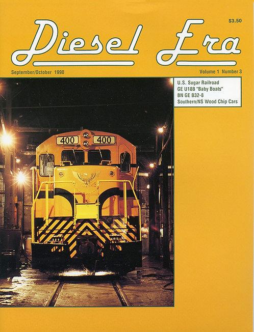 Diesel Era: Volume 1 Number 3