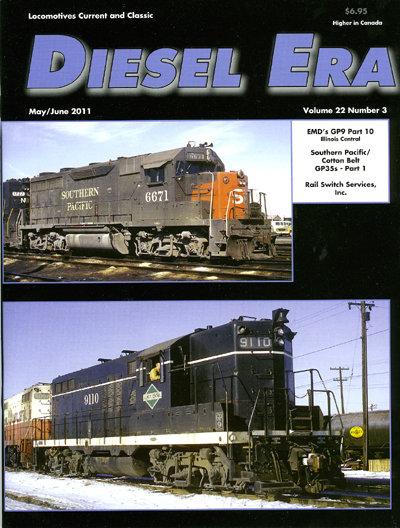 Diesel Era: Volume 22 Number 3