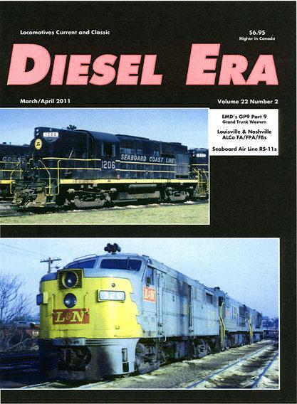 Diesel Era: Volume 22 Number 2