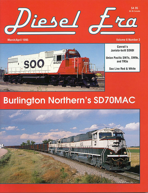 Diesel Era: Volume 6 Number 2