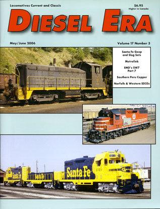 Diesel Era: Volume 17 Number 3