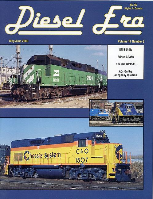 Diesel Era: Volume 11 Number 3