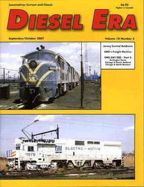 Diesel Era: Volume 18 Number 5