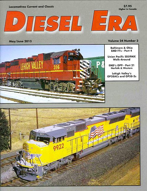 Diesel Era: Volume 24 Number 3