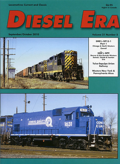Diesel Era: Volume 21 Number 5