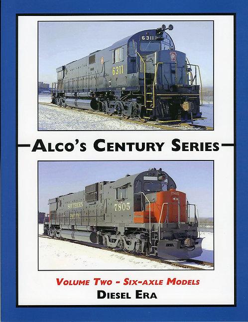 Alco's Century Series – Volume 2, Six-axle Models