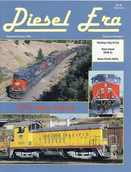 Diesel Era: Volume 6 Number 1