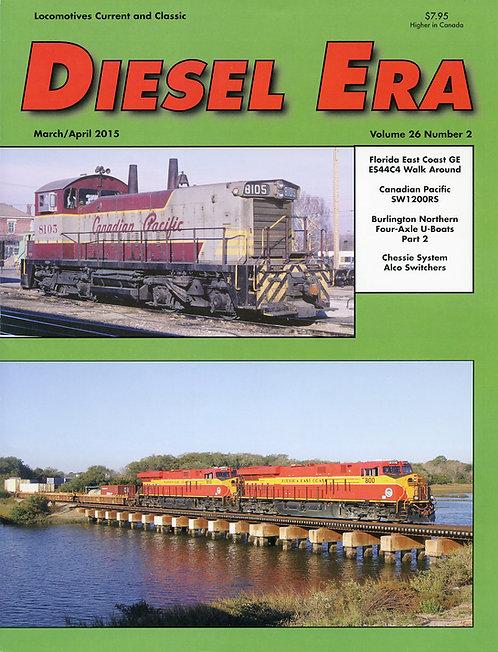 Diesel Era: Volume 26 Number 2