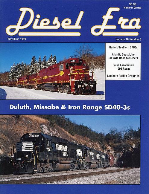 Diesel Era: Volume 10 Number 3