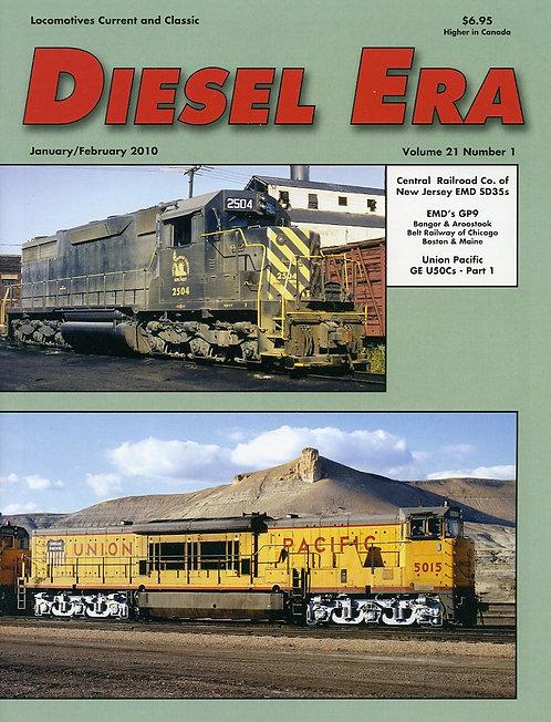Diesel Era: Volume 21 Number 1