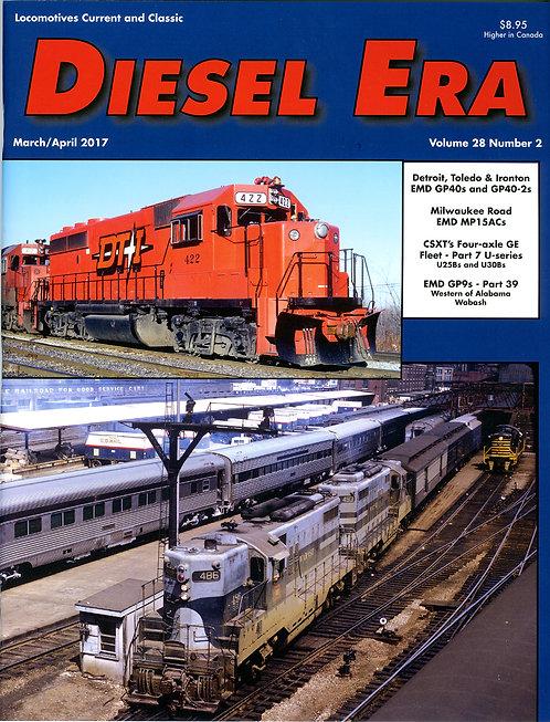 Diesel Era: Volume 28 Number 2