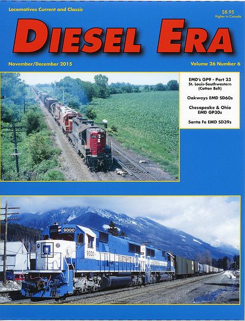 Diesel Era: Volume 26 Number 6