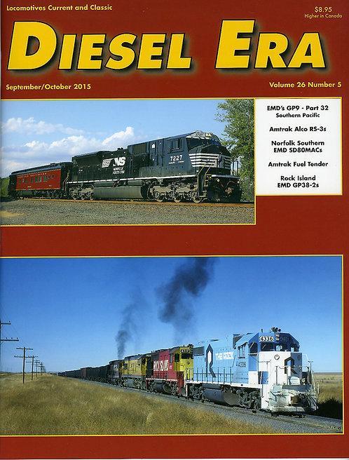 Diesel Era: Volume 26 Number 5