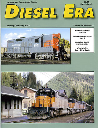 Diesel Era: Volume 18 Number 1
