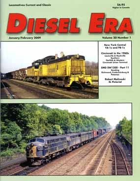 Diesel Era: Volume 20 Number 1